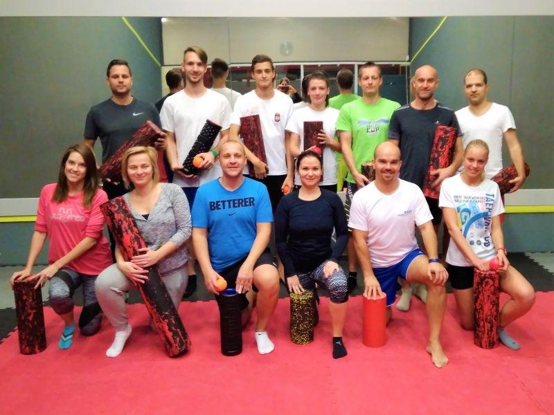 Hengerezz Velem Workshop csapatkép